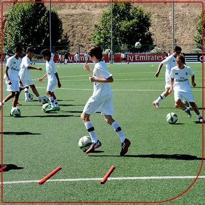 کمپ تابستانه رئال مادرید